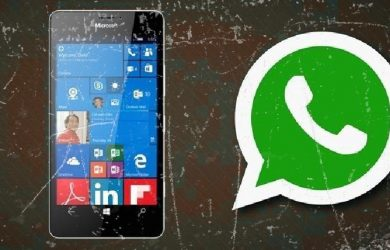 WhatsApp deixa de funcionar no Windows Phone