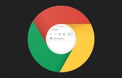 Mostrar botão Página inicial no Google Chrome