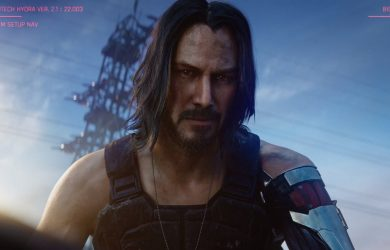 Cybepunk 2077 apresenta Keanu Reeves