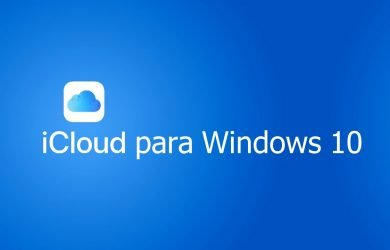 iCloud para Windows 10