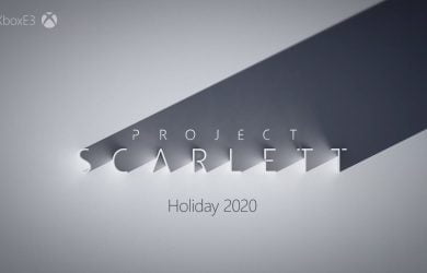 Microsoft anuncia Xbox Projeto Scarlett
