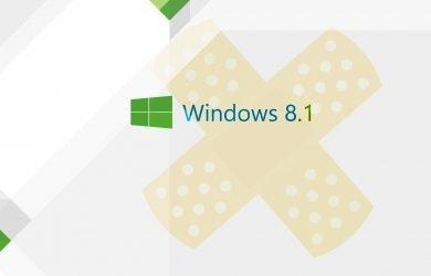 Patch Tuesday para o Windows 8.1