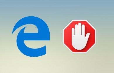Bloqueadores de anúncios para o Microsoft Edge