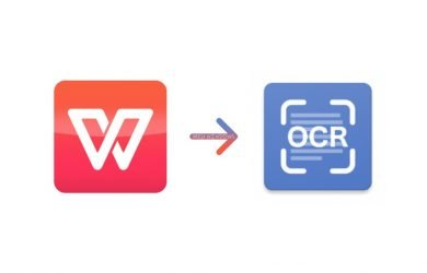 Converter imagem em texto no WPS Office Premium