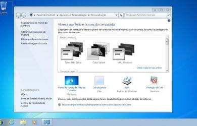 Impedir a alteração de tema no Windows 7