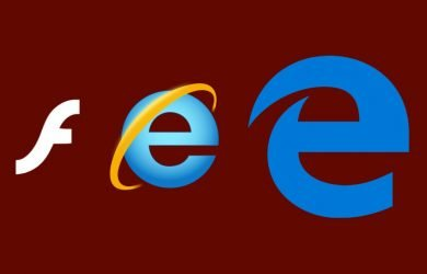 Remoção do Ãdobe Flash do Microsoft Edge e do Internet Explorer