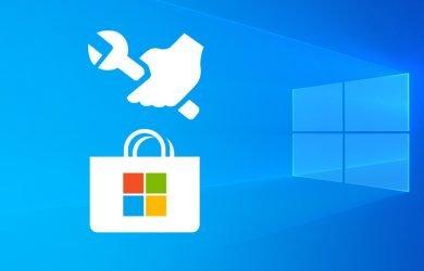 Corrigir problemas com a Microsoft Store