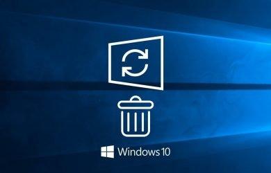 Como desinstalar atualizações do Windows 10