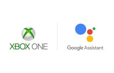 Xbox One com o Google Assistant