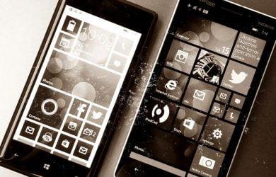 Store do Windows Phone 8.1