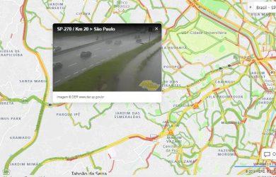 Bing Mapas ganha melhor experiência na câmera de trânsito