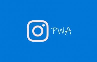 Instagram PWA