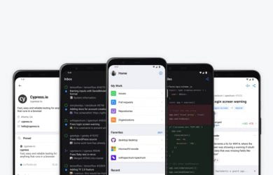 GitHub para Android