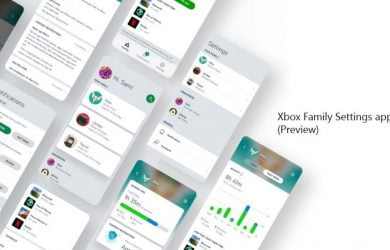 Xbox Family Settings (Preview)