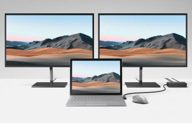 Microsoft anuncia Surface Dock 2