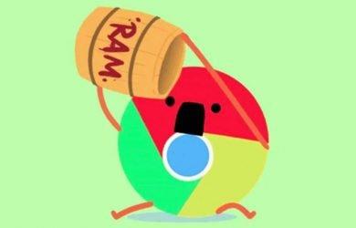 Google Chrome e a memória RAM