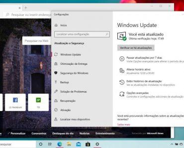 Novo Microsoft Edge está sendo lançado para todos via Windows Update