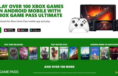 Cloud Gaming com Xbox Game Pass Ultimate
