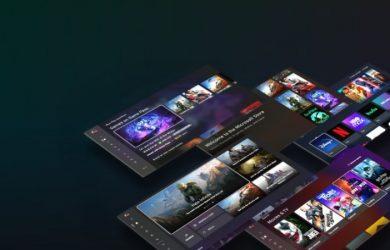 Nova Microsoft Store para Xbox