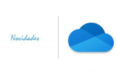 Novidades do OneDrive