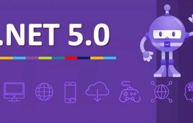 Microsoft lança .NET 5.0 com melhorias e muito mais 1